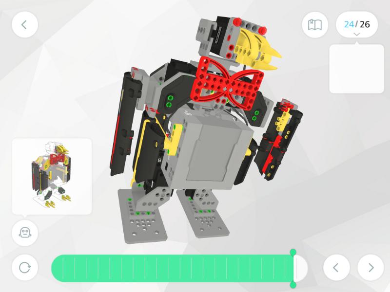 App Robot Jimu