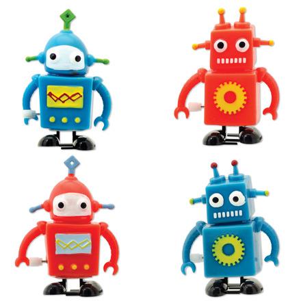 Robots WUWB