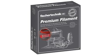 Filamento 500g (Box) Rojo