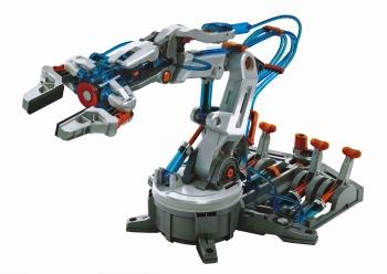 Brazo robot hidráulico