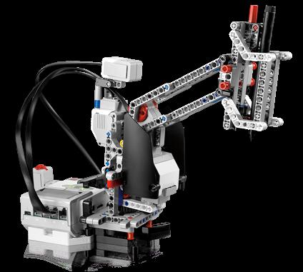 Proyectos de diseño de ingeniería LEGO Mindstorms Education EV3