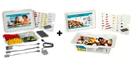Pack Premium LEGO® Education WeDo