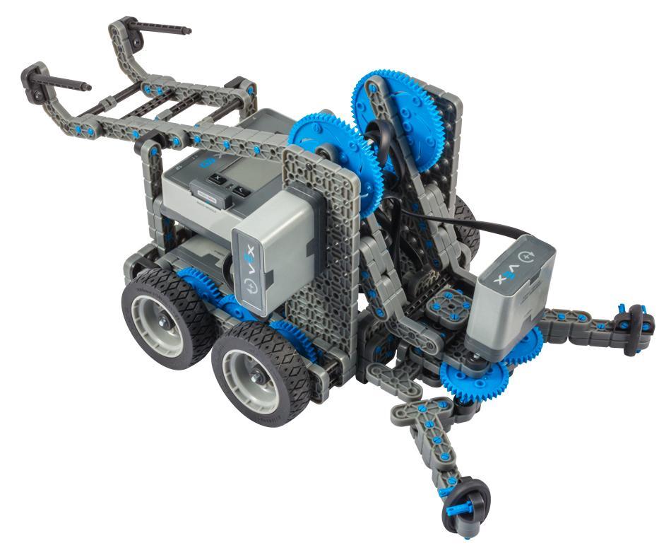 Robot educativo VEX IQ
