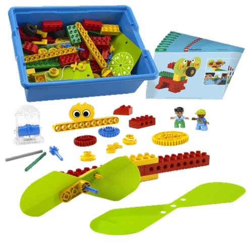 Set Máquinas tempranas sencillas - LEGO Education en RO-BOTICA
