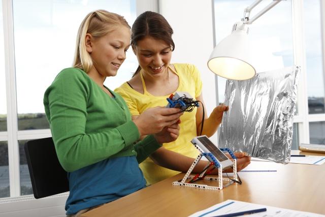 Energías renovables LEGO Education