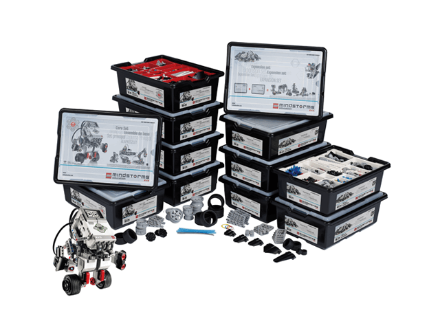 Aula LEGO MINDSTORMS Education EV3