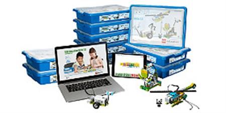 Aula LEGO® Education WeDo 2.0 (con portapilas) 9 + 1
