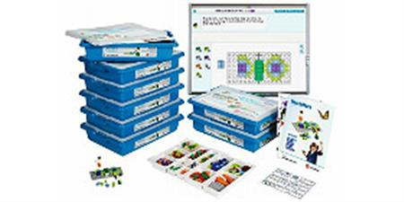 Aula LEGO® Education MoreToMath 7 + 1