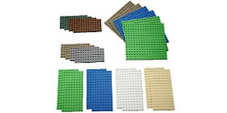 Bases de Construcción Pequeñas - LEGO® Education