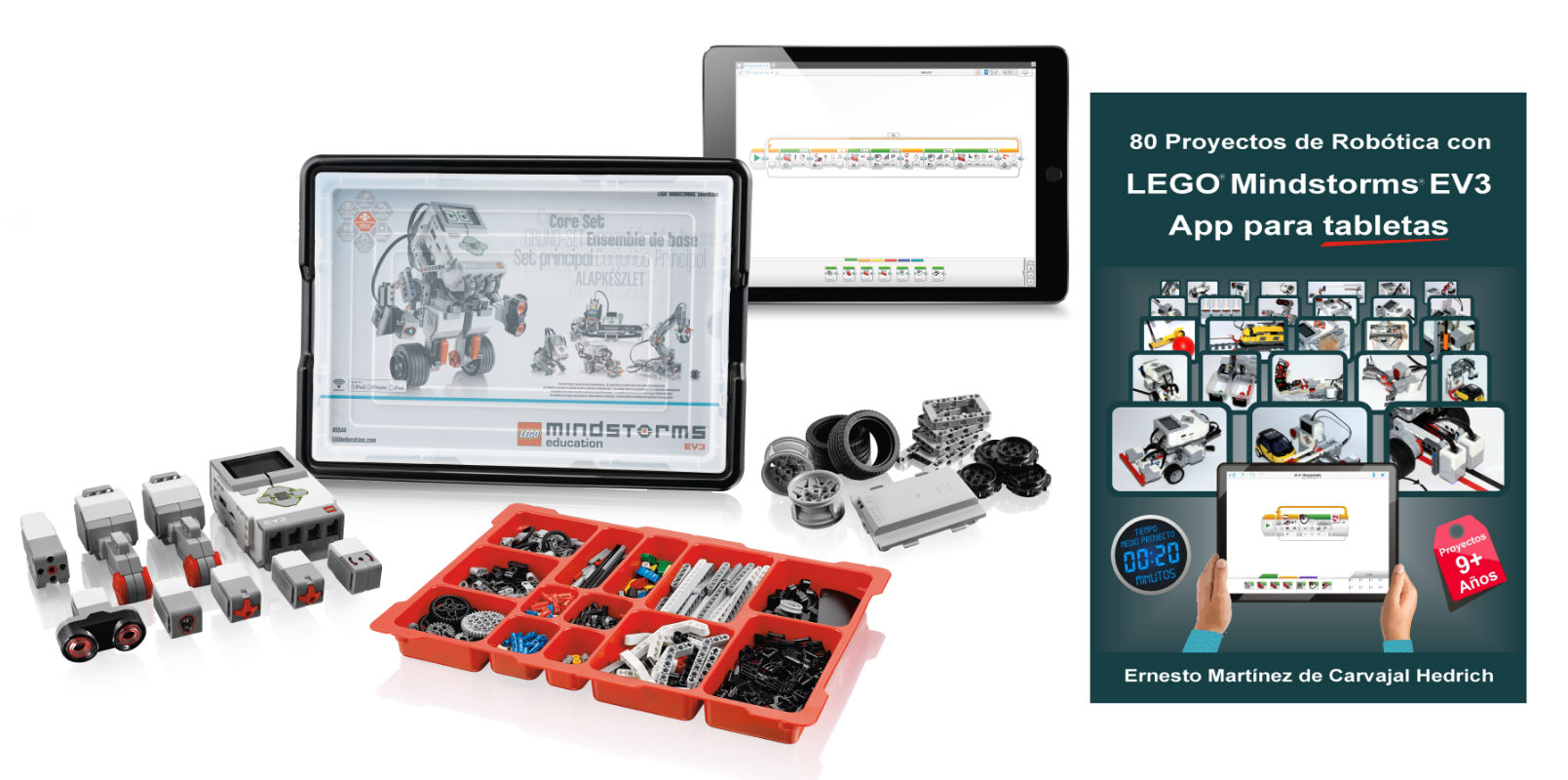 Pack Proyectos LEGO® MINDSTORMS® Education EV3 App
