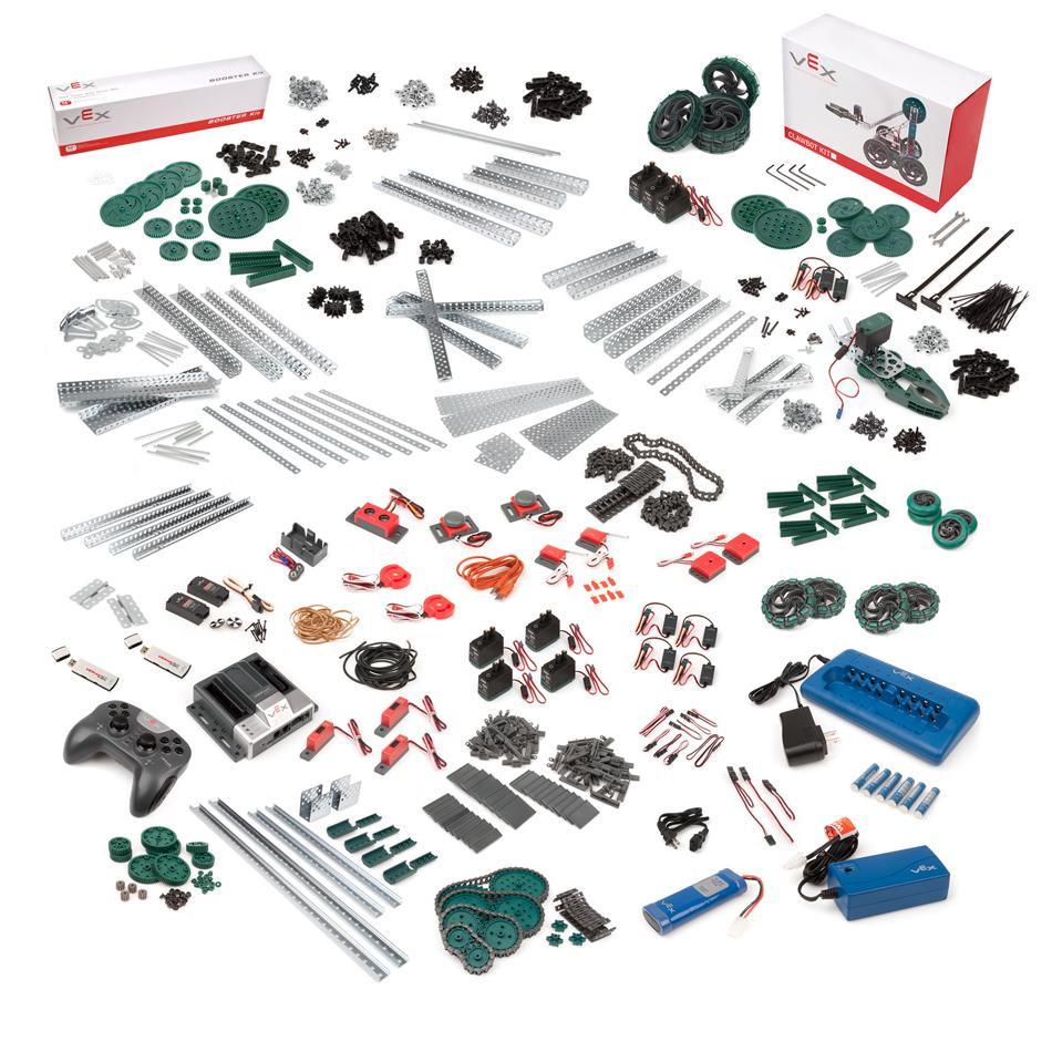 Kit de clase y competición completo - Super Kit de VEX EDR