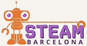Logo STEAM Barcelona