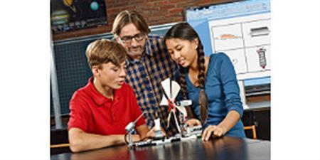 Extensión STEM -  Experimentos de Ciencias EV3