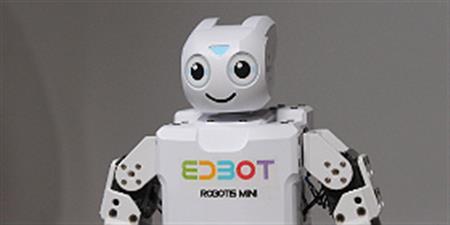 EDBOT Robot humanoide programable