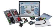 Aula fischertechnik mini bots con arduino