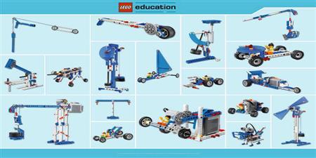 Introducción a LEGO® Education Máquinas simples y motorizadas (Octubre)