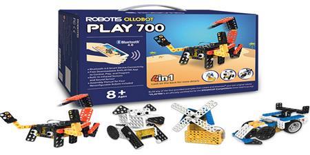 Formación Robotis Play 700 (Octubre)