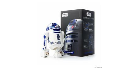 R2D2 STAR WARS SPHERO