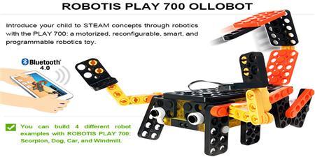 Formación Robotis Play 700 (Febrero)