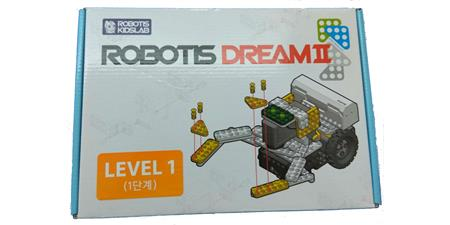 Kit ROBOTIS DREAM II Nivel 1 - KidsLab