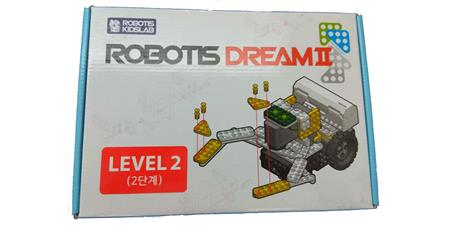 Kit ROBOTIS DREAM II Nivel 2 - KidsLab