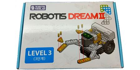 Kit ROBOTIS DREAM II Nivel 3 - KidsLab