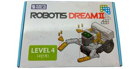 Kit ROBOTIS DREAM II Nivel 4 - KidsLab