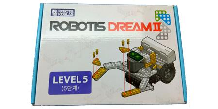 Kit ROBOTIS DREAM II Nivel 5 - KidsLab