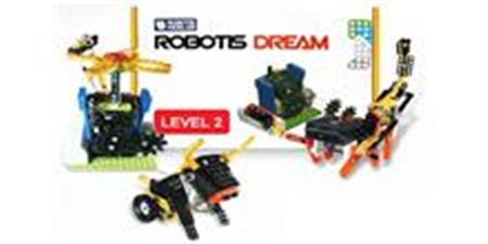ROBOTIS DREAM NIVEL 2 (reacondicionado)