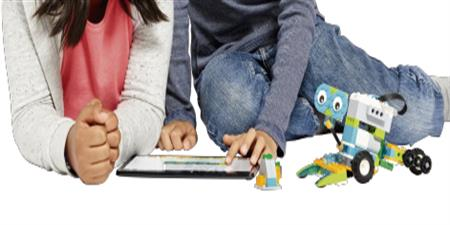 Introducción a LEGO® Education WeDo 2.0 (Abril Castellón I)