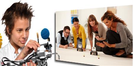Prácticas con LEGO® MINDSTORMS® EV3 (Julio)
