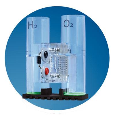 celula combustible hidrogeno