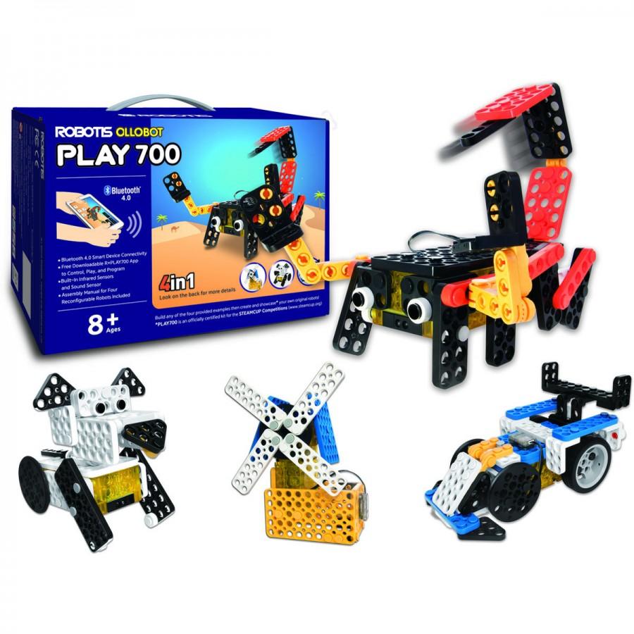 ROBOTIS PLAY 700 OLLOBOT en RO-BOTICA