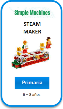 LEGO Education Máquinas simples