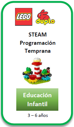 LEGO Education coding steam