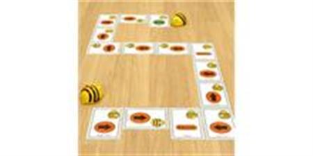 Cartas de secuencia para Bee-Bot y Blue-Bot en español