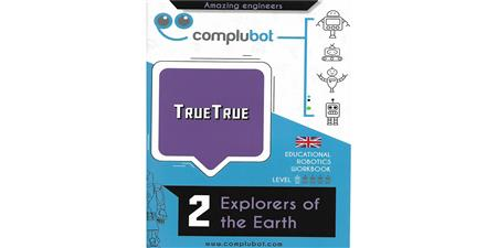 True True – 2 Explorers of the Earth
