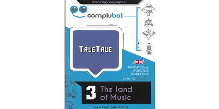 True True – 3 The land of music
