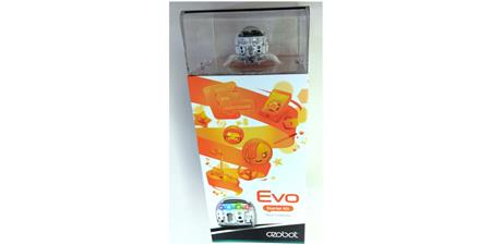 Ozobot EVO 3.0 Crystal White (Blanco) - Robot Educativo