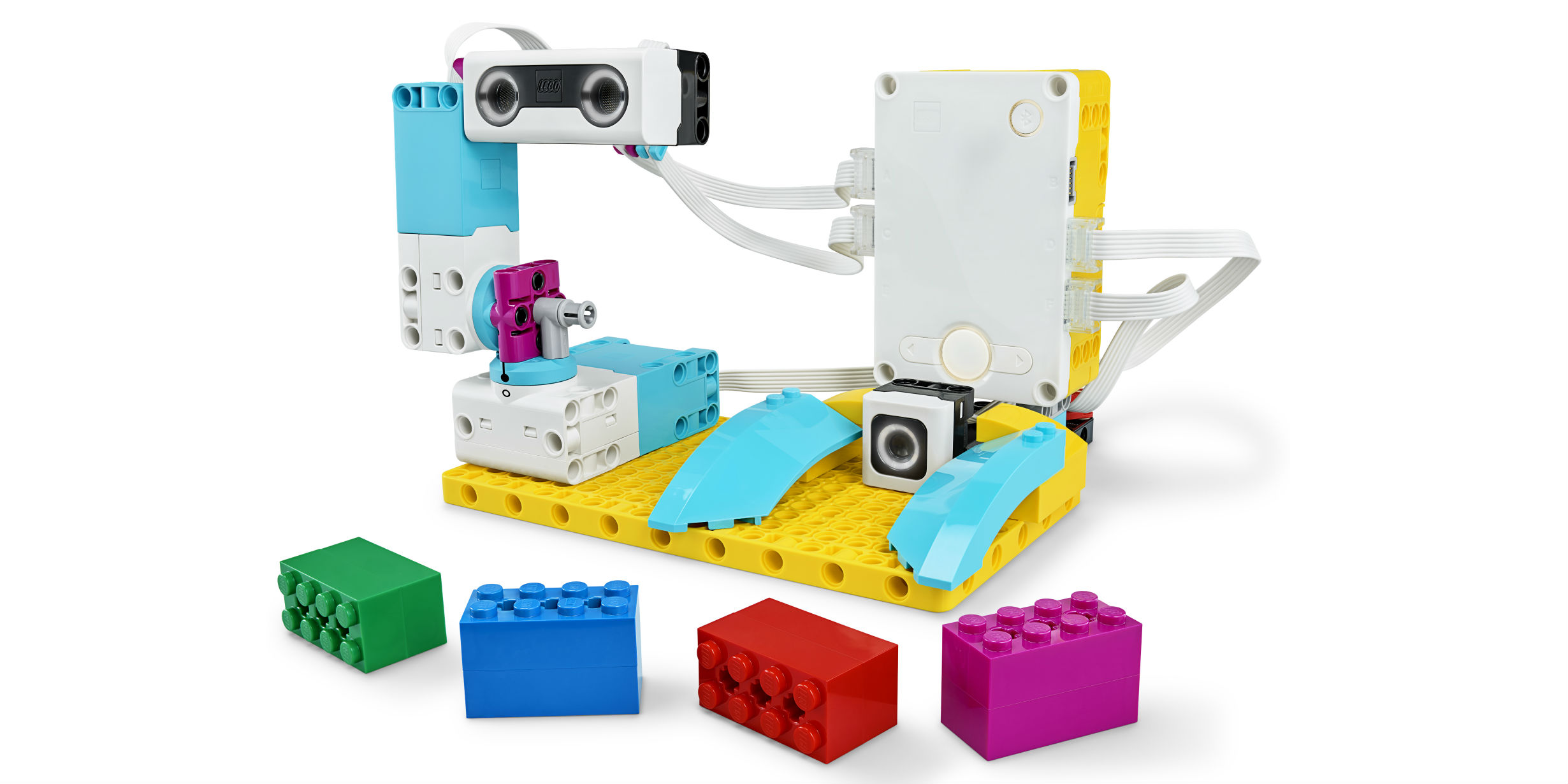 Sensor de Color LEGO TECHNIC SPIKE Prime