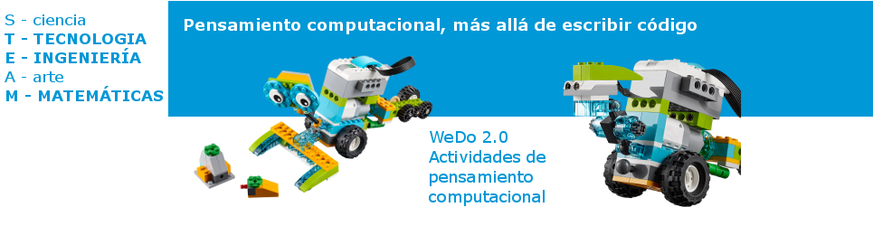 LEGO Education pensamiento computacional