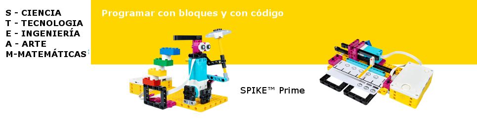 LEGO Education Robótica y programación