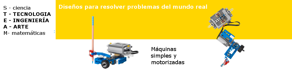 LEGO Eduaction maker secundaria