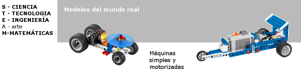 LEGO Education ESO máquinas y mecansmos