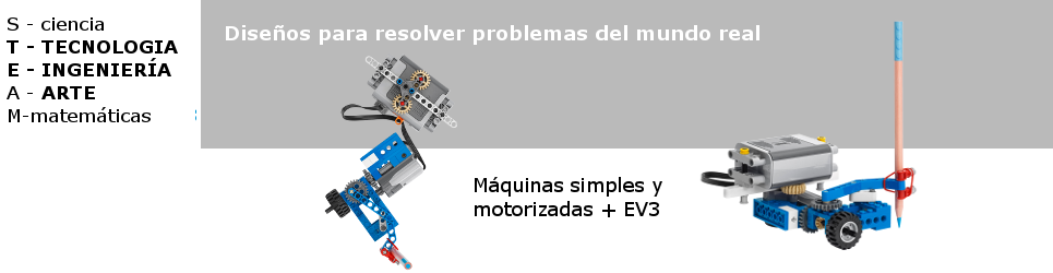 LEGO Education ESO maker máquinas