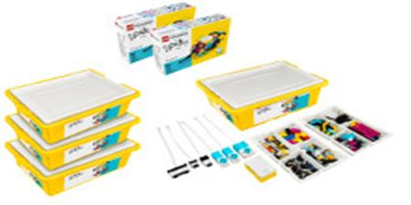Aula LEGO® Education SPIKE™ Prime (8-12 alumnos)