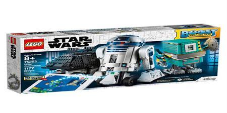 Comandante Droide LEGO Boost