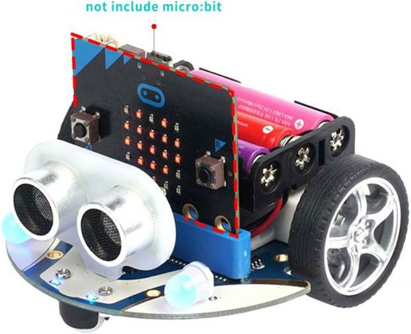 Smart Car Robot kit para micro bit