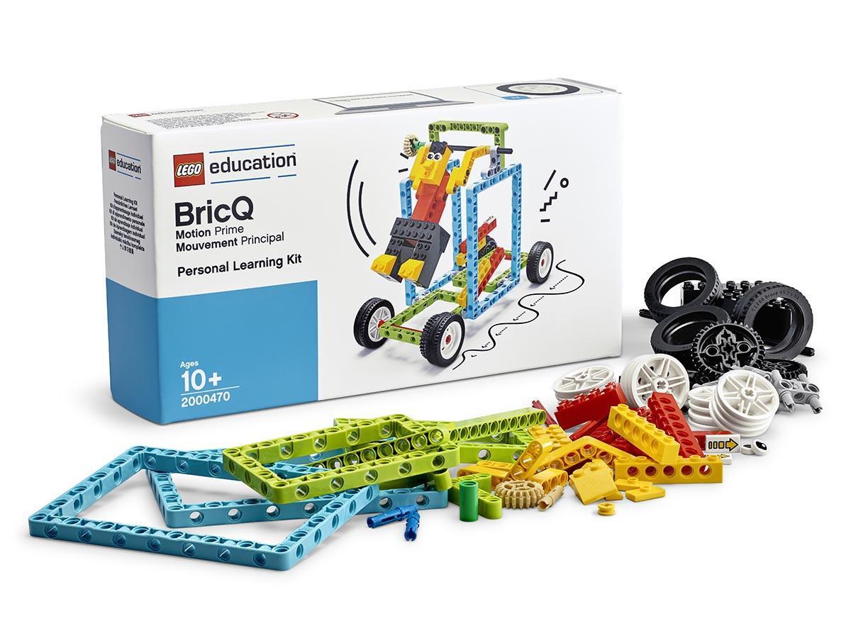 BricQ Prime