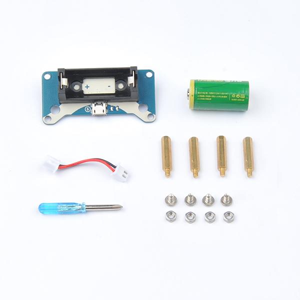 bateria litio cutebot